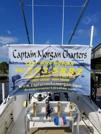 ‪Captain Morgan Charters‬