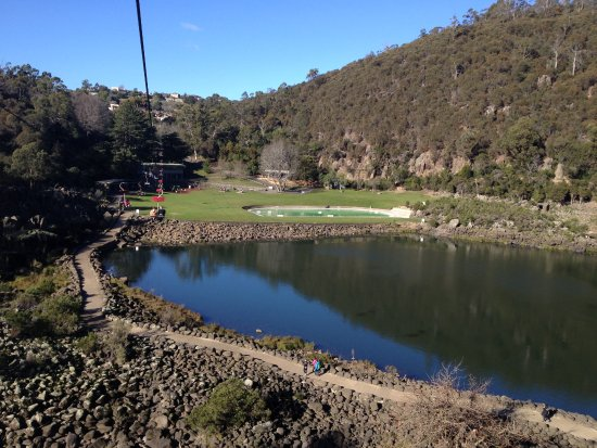 ‪Cataract Gorge Scenic Chairlift‬