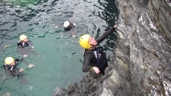 Vertical Descents Cornwall : It's more than just jumping off rocks