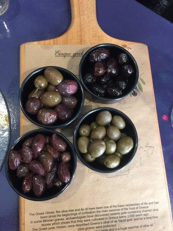 Wonderful Greek Wine & Food