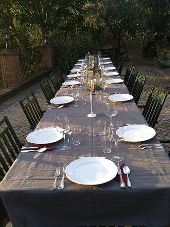 Calvi dell'Umbria, Italia: diner