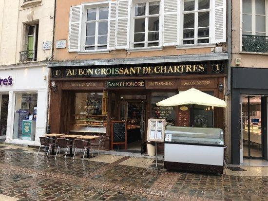 au bon croissant chartres restaurant avis num ro de