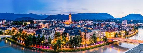 Austria: Panorama Villach, fot. Villach Tourismus, Stabentheiner