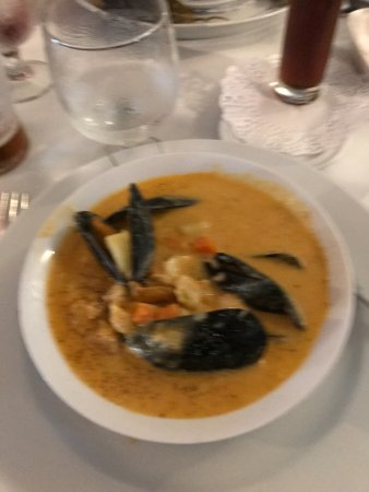 Half Door : Seafood Chowder