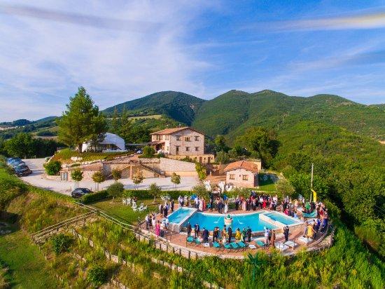 la castellaia resort fabriano italy marche hotel reviews photos price comparison. Black Bedroom Furniture Sets. Home Design Ideas