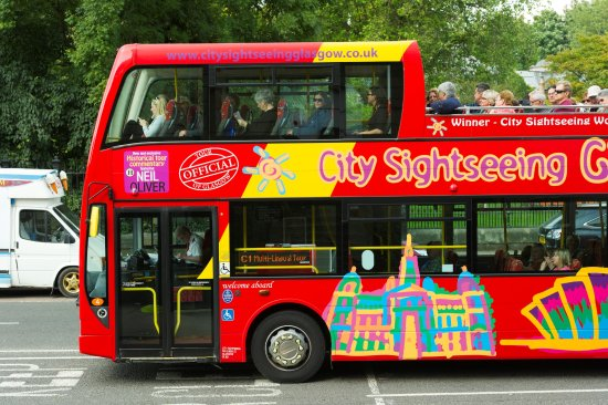‪City Sightseeing Glasgow‬