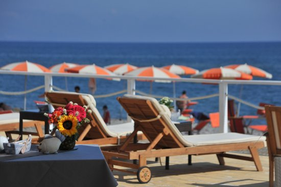 Capitello, Italie : White Cilento Beach Club