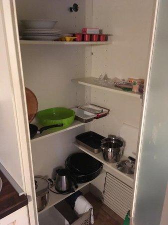 Grahovo, Slovenia: Apartment (2+2) - Kitchen