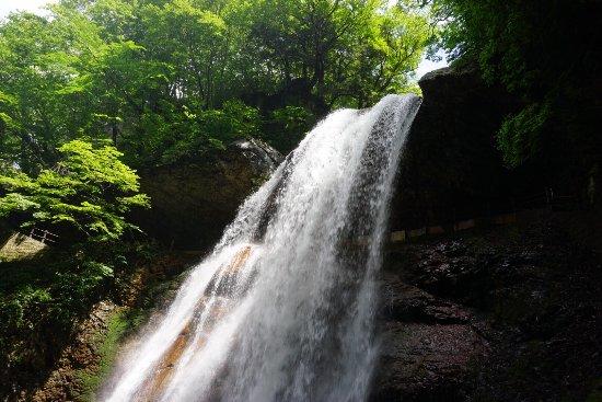 Kaminaridaki Falls