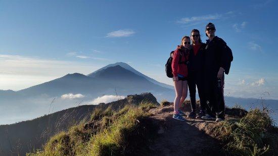 Batur Volcano Hiking