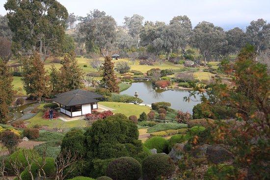 Cowra, أستراليا: lookout