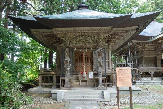 Mt.Haguro- Dewasanzan Sanjin Gosaiden