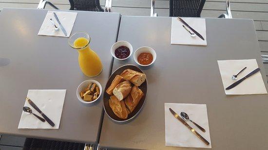 Saint-Martin-d'Arrossa, Frankreich: petits déjeunés