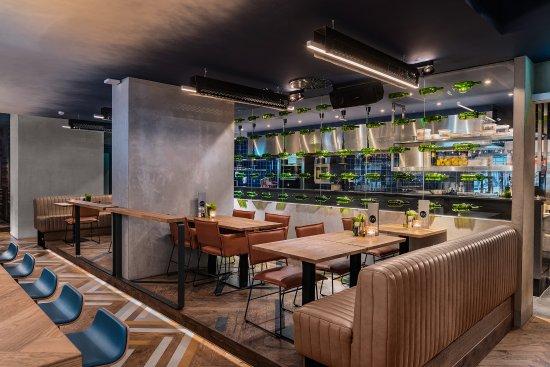 Restaurant met open keuken bild von grand cafe du nord