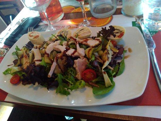 Del Arte Paris: Salad
