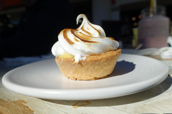 Lane Cove, Australia: Lemon Meringue