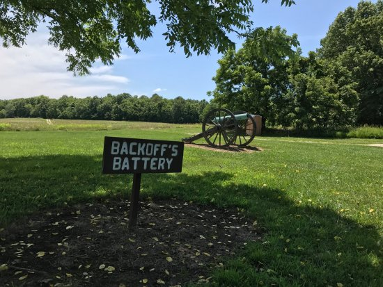 Republic, MO: Battery/cannon