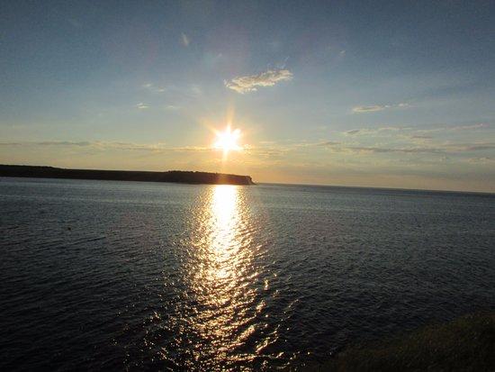 Ocean View Motel & Chalets Resmi