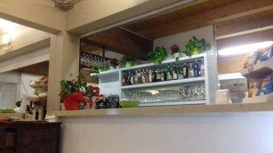 Palombina Nuova, Włochy: il bar!!