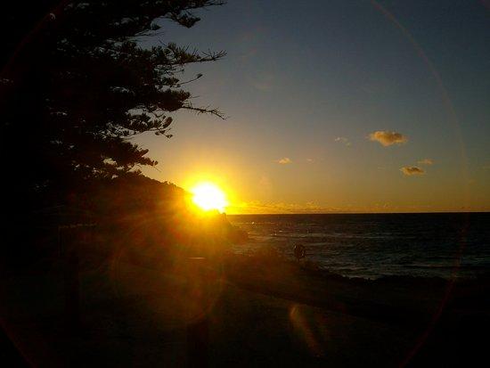 Rottnest Island, Australia: Sunset