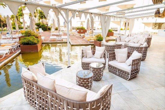 Iberostar Marbella Coral Beach: Lobby Bar