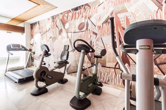 Iberostar Marbella Coral Beach: Gym