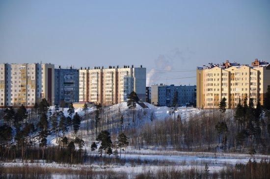 Pyt-Yakh, รัสเซีย: 5 микрорайон