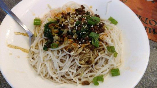 Dan Dan Noodles Picture Of Sichuan Gourmet Framingham Tripadvisor