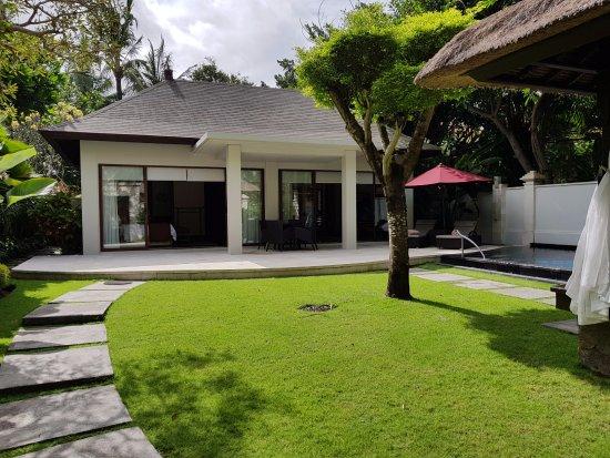 One Bedroom Villa Picture Of The Laguna A Luxury Collection Resort Spa Nusa Dua Bali Tripadvisor