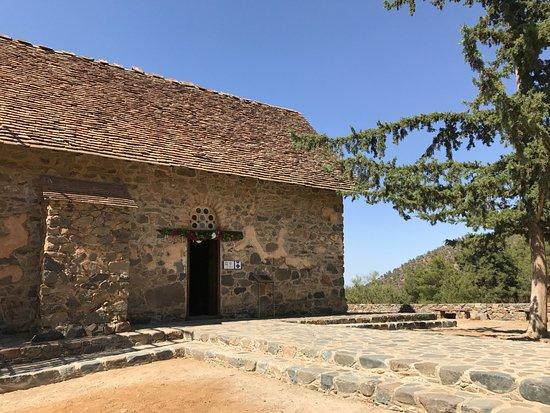 Panagia Asinou Church照片