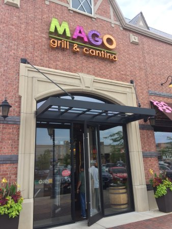Mago Grill and Cantina