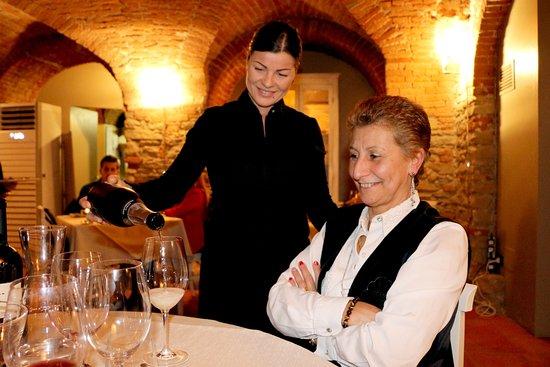 Melazzo, Italy: servizio raffinato e cortese