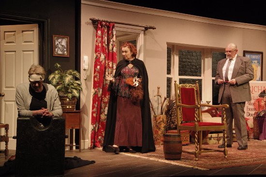 The Miller Centre Theatre: Lettice & Lovage by Peter Schaffer (30 March- 8 April 2017)