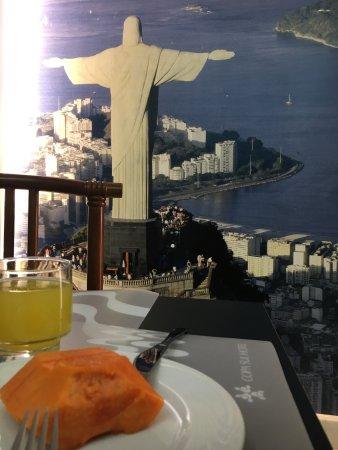 Copa Sul Hotel: Café da manhã