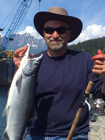 Alaska Fishing & Lodging: Sockeye