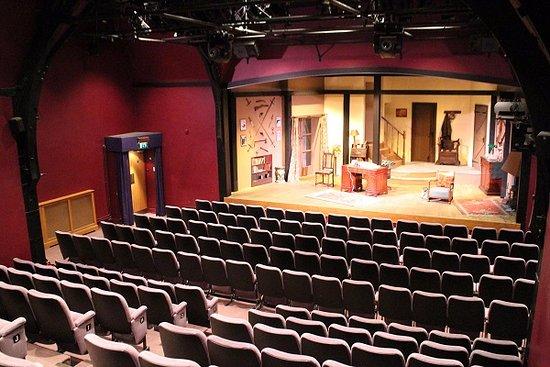 The Miller Centre Theatre: Theatre interior