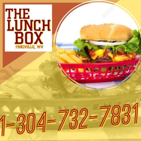 Pineville, Virginia Occidentale: The Lunch Box