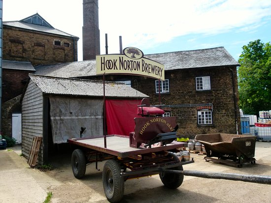 Hook Norton, UK: Going back in time.
