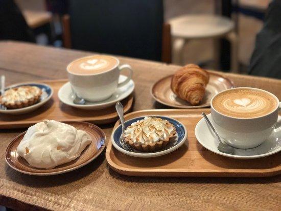 характер кофе санкт петербург меню