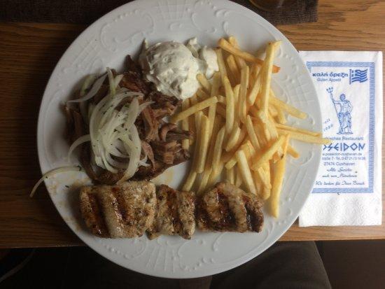Poseidon Cuxhaven Restaurant Reviews Photos Phone