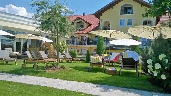 Rohrnbach, Niemcy: Liegewiese