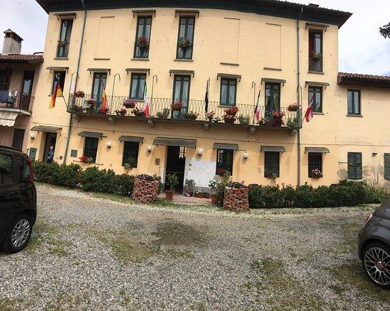 Tromello, Italy: hotel