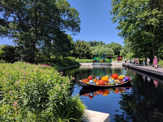Chihuly Picture Of New York Botanical Garden Bronx Tripadvisor