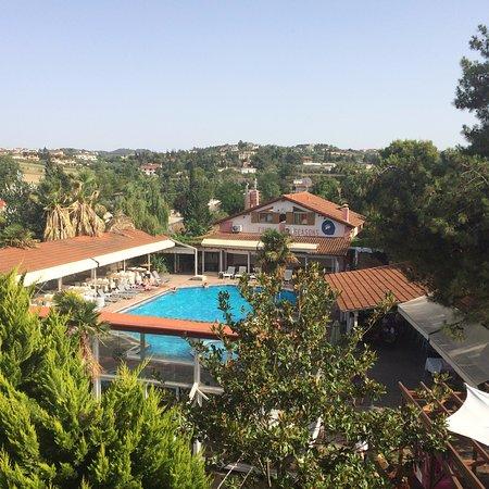 Four Seasons Hotel: pogled iz sobe
