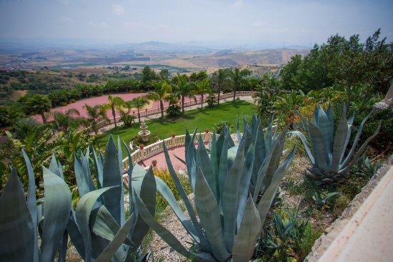 Castel di Judica, Италия: il nostro parco verde