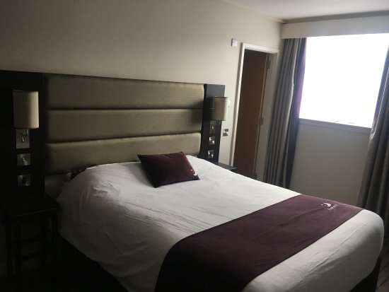Premier Inn Edinburgh East Hotel: Newly Refurbished Rooms!