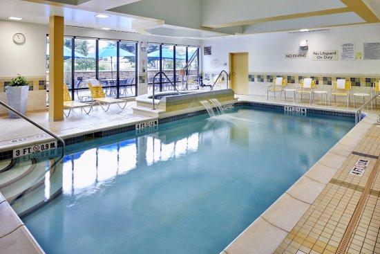 Cumberland, Maryland: Indoor Pool