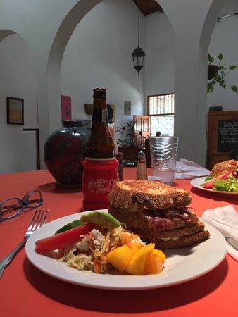 Restaurante El Garaje: Awesome Ruben!