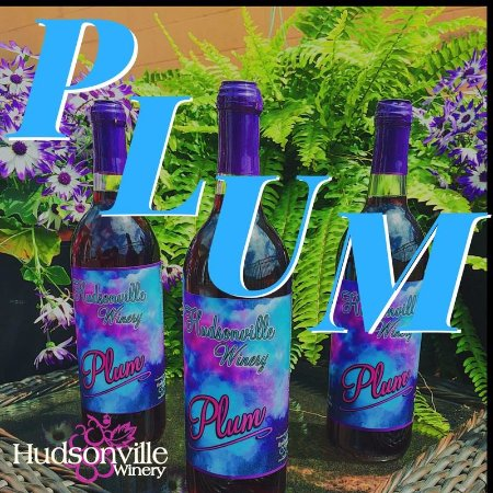 Hudsonville, MI: Plum Wine