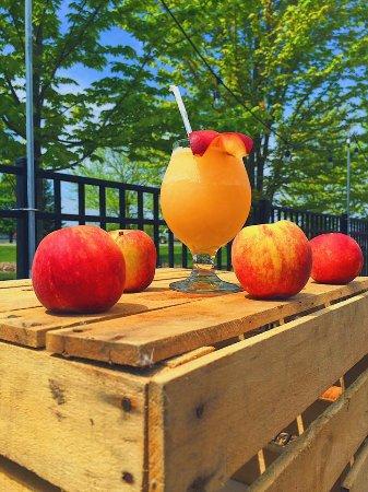 Hudsonville, MI: Peach Frozen